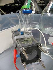 微生物加水分解セル